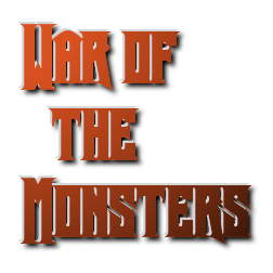 War of the Monsters Logo