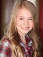 Hayley McDonald - Age 4