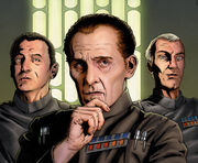 The first three Governors of the Empire