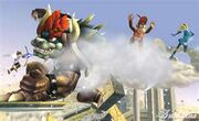 GIANT BOWSER!!!!!!!!!!!!!!!!