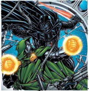 Vader Vs Doom