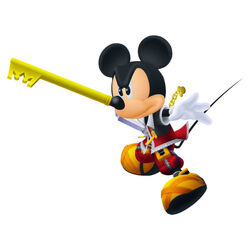 Mickey Mouse KHII