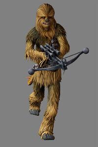 Chewbacca TCW