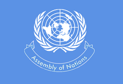 Flag of the Assembly of Nations (CotF)