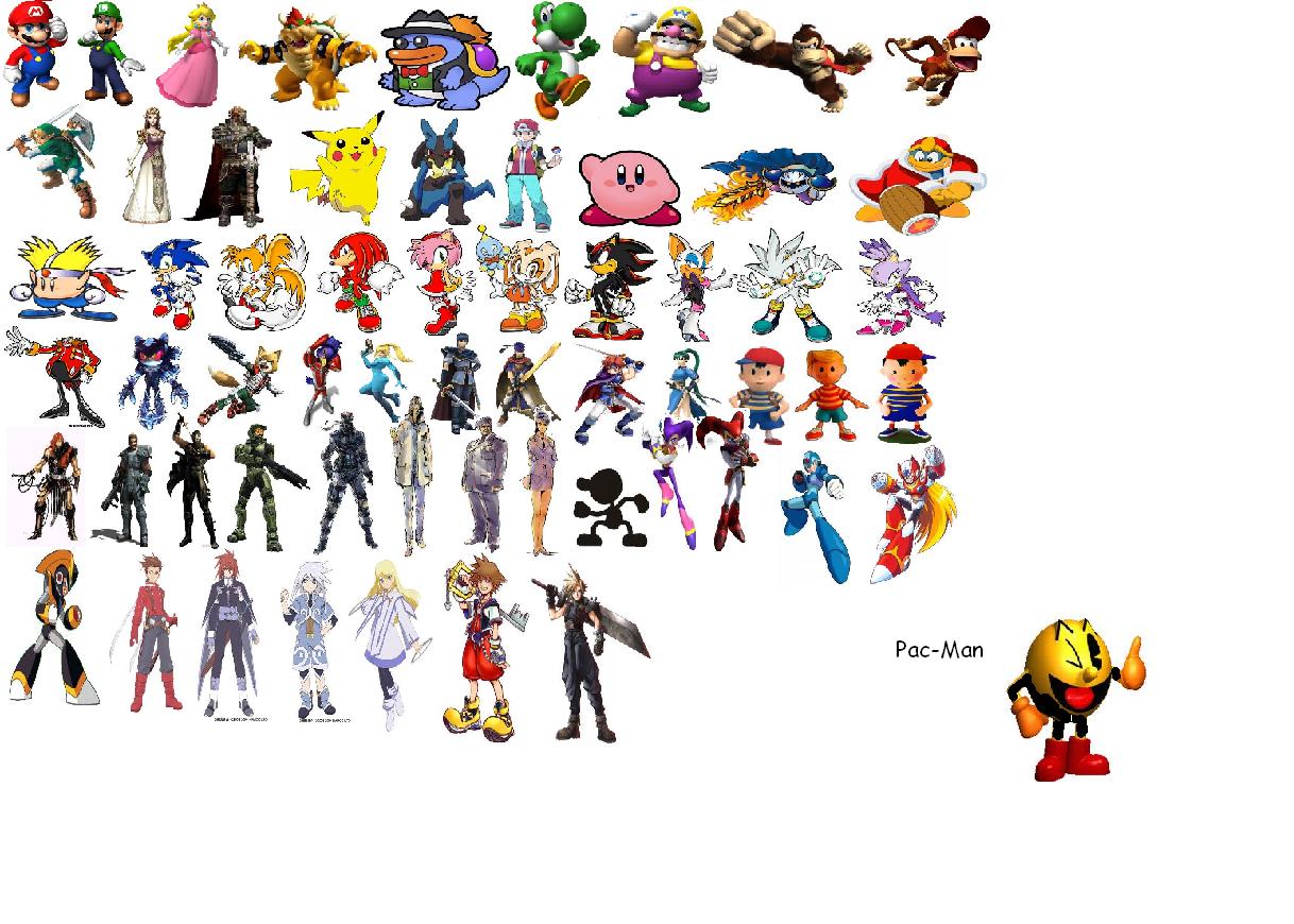 Video Game Survivor Contestants