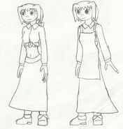 Dorothy sketch design TSASA