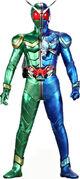 Kamen Rider W Cyclone Trigger