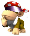 Baby Funky Kong