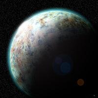 Alpha Centauri by Heruwulfar