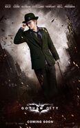Batman 3 poster riddler by joshwmc