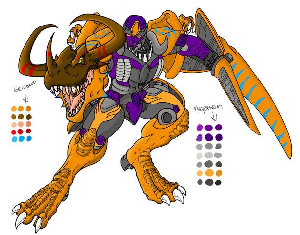 File:Megatron Greymon WTF by Sieberwolf.jpg