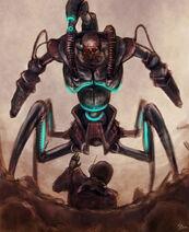 Daemitor destructor