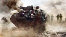 Desert operations by arkurion-d6kwcrg