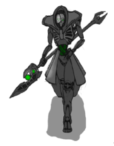 Necron lychelord