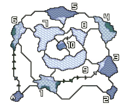 Volcanic Glacier Map by Ligalig 960