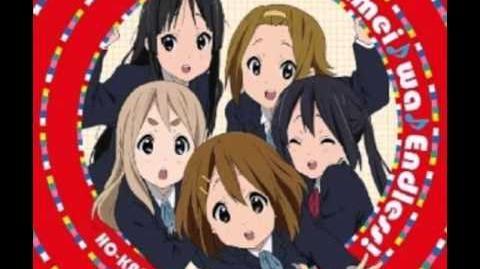 The K-On! Movie OP - Unmei wa Endless