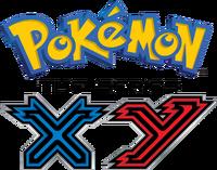 Pokémon XY series logo