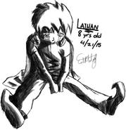 Lathan8yrsoldtfow
