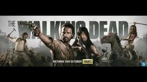 """Sharon Van Etten - Serpents (Heard in the Season 4 trailer of AMC's """"The Walking Dead"""")"""