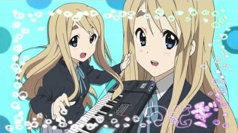 K-ON! - Cagayake! GIRLS (Ver