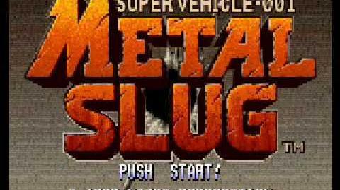 Metal Slug - Assault Theme Soundtrack