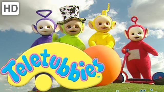 Teletubbies Numbers 4 - HD