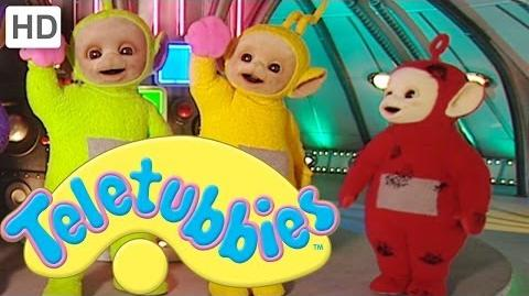Teletubbies Numbers Six - HD Video