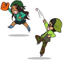 Luigi and Samara