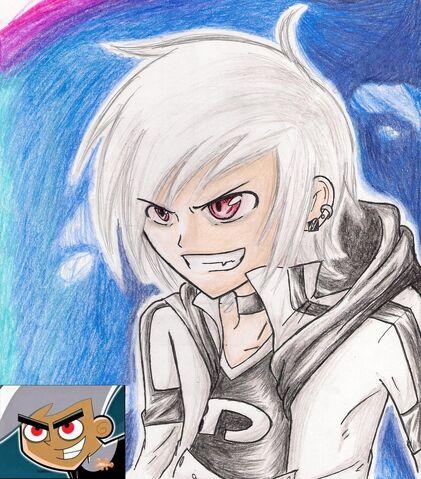 File:DannyP Cartoon Vs Anime 2 by xSunni Sou.jpg