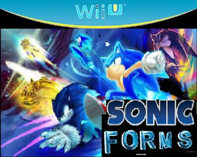 Sonic Forms Wii U