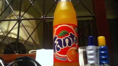 Fanta Mandarin Review