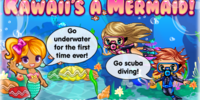 Kawaii's A Mermaid!