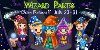 Wizard Party 2009