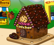 Hutcookie catcher