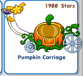 Pumpkin carriages