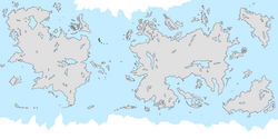 Location of Áredival on the world map.