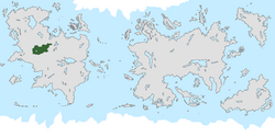 Location of Freyhurst on the world map.