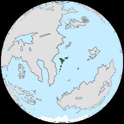 Location of Sothala on the globe.