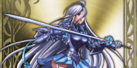 Monica the Ice Knight