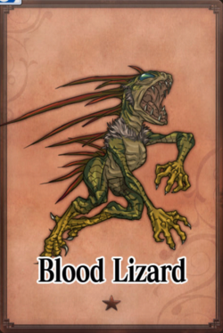 Blood Lizard