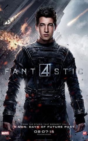 Mister Fantastic 2015 poster