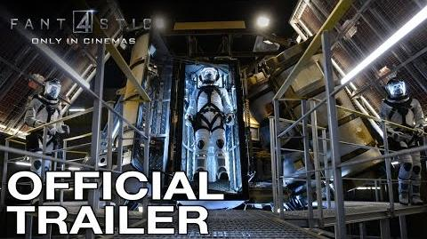 Fantastic Four Official HD Trailer 3 2015