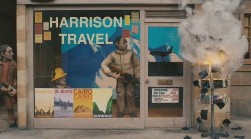 Harrison travel