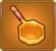 Gold Frying Pan