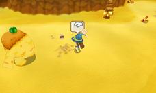 Gathering in Drysand Desert