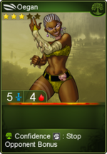 Oegan card level 3