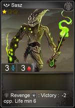 Sasz card level 1