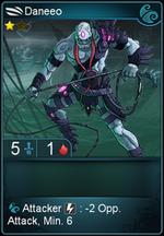 Daneeo card level 1