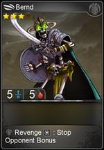 Bernd card level 3