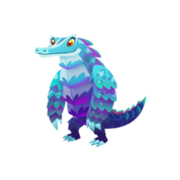 Chromadile Adult